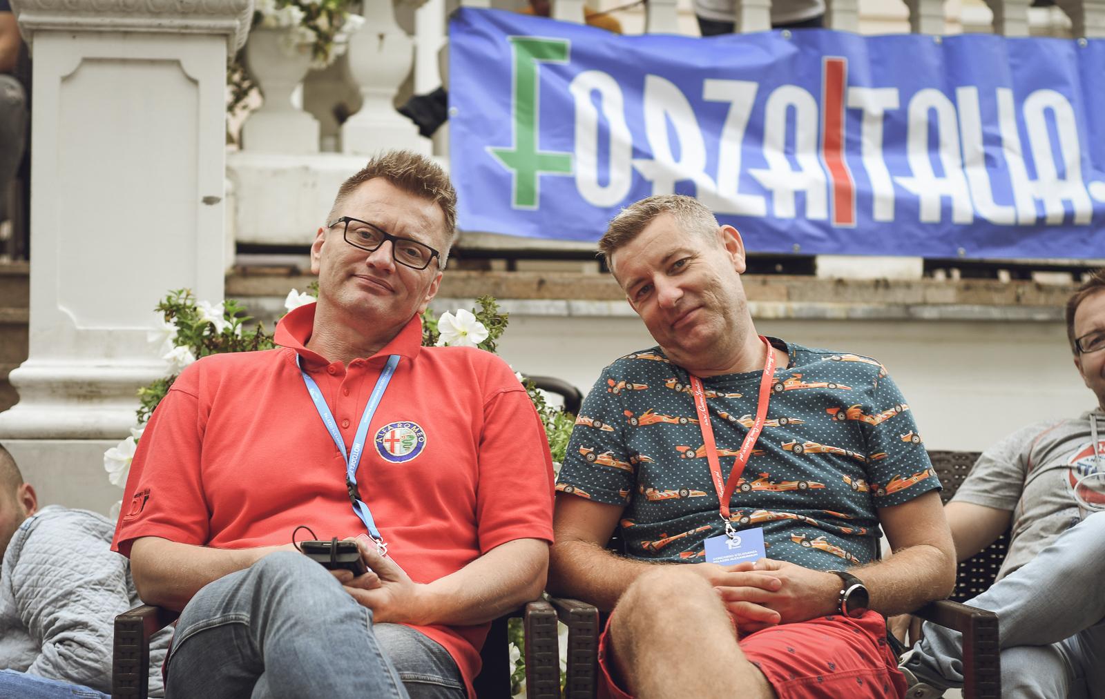 Concorso d'Eleganza ForzaIatalia.pl 2018