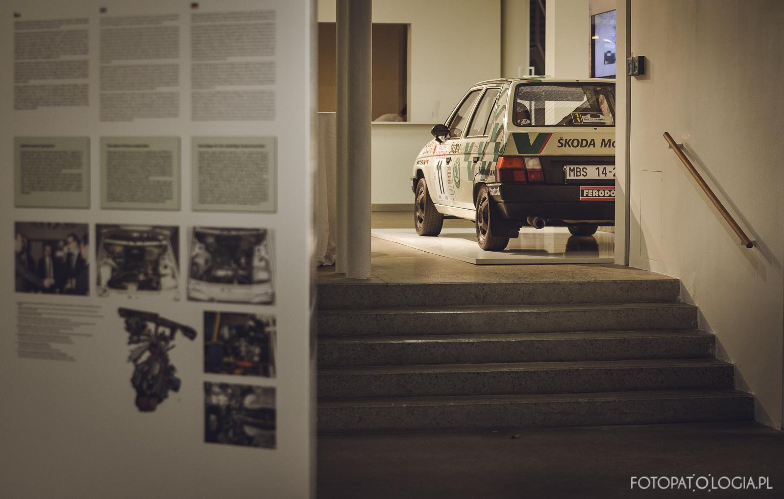 Muzeum Skoda w Mlada Boleslav