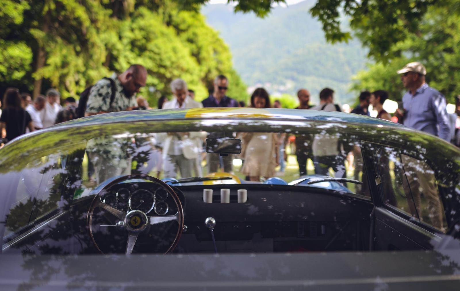 Concorso d'Eleganza Villa d'Este 2018