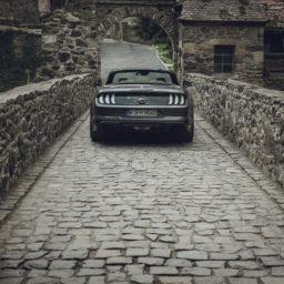 Góry, zamek i Mustangi – część 2