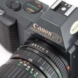 Canon T50, Bałtyk i Transit