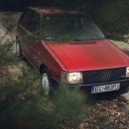 Fiat Uno Turbo i.e.